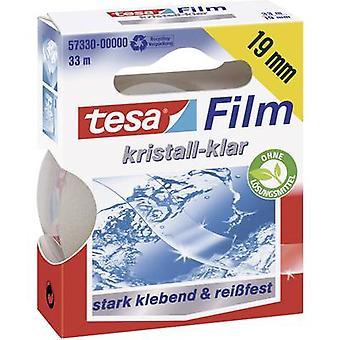 Tesafilm® kristallklara 10 m x 19 mm