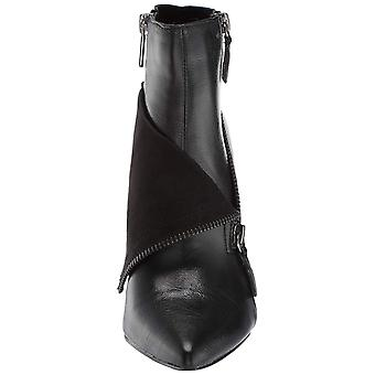 Fergie Womens Admire Leather Pointed Toe Ankle Fashion Boots