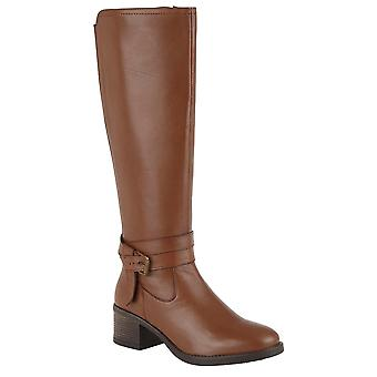 Lotus Janessa Womens Long Boots