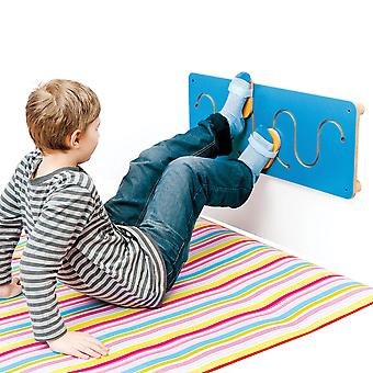 Leg Manipulative Board Sensory Development Educational Early Learn