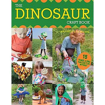 Dinosaur Craft Book by Laura Minter