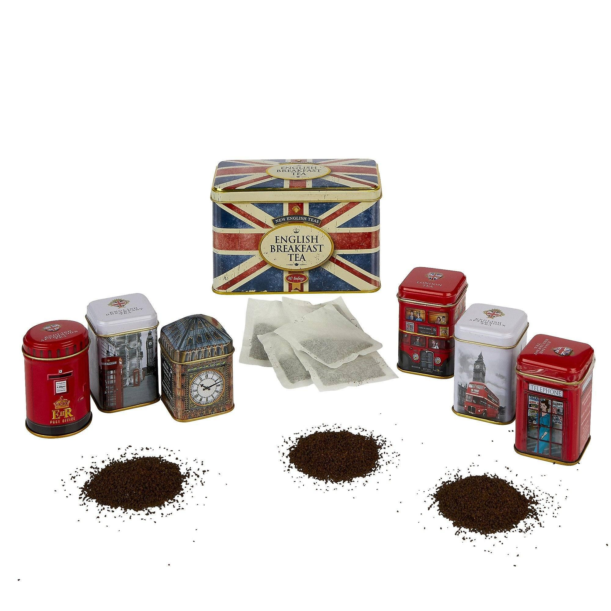 Best of british tea selection