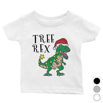 Baum Rex lustige Urlaub Baby Shirt große X-mas Geschenke
