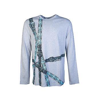 Versace T Shirt Long Sleeve V800491r Vj00615