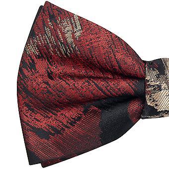 Dobell Mens Red Pocket Square Handkerchief Victorian Accessory
