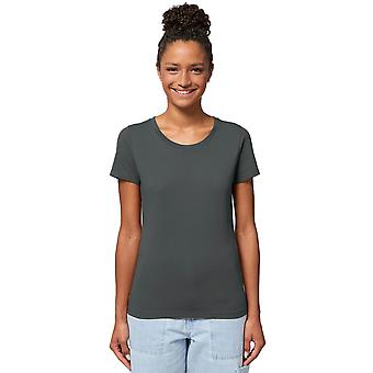 greenT Womens Organic Expresser Iconic Fitted T-Shirt