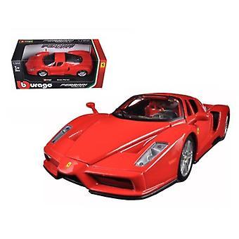Ferrari Enzo Red 1/24 Diecast Model Car par Bburago