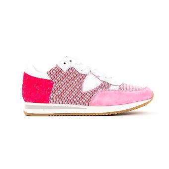 Fuchsia Philippe Model Women's Sneakers