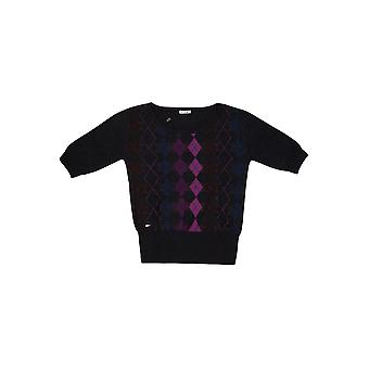 Black Pullover Lacoste Mujeres
