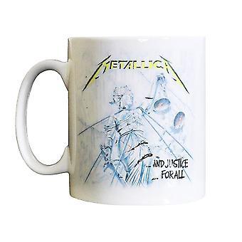 Metallica, Taza - Y Justicia para Todos