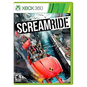 Gioco di Screamride Xbox 360 (Inglese/Arabo Box)