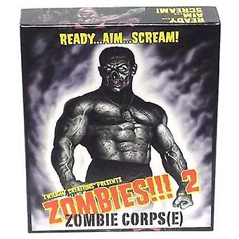 Zombies Expansion 2 Zombie Corpse Card Game