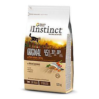 True Instinct alkuperäinen aikuinen steriloitu lohi (kissat , kissanruoka, kuiva ruoka)