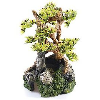 Classic For Pets Bonsai on Rocks 200mmT&OM (Peces , Decoración , Adornos)