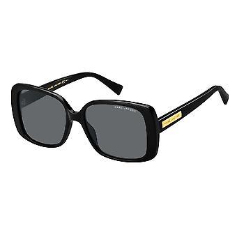 Marc Jacobs Marc 423/S 807/IR Black/Grey Sunglasses