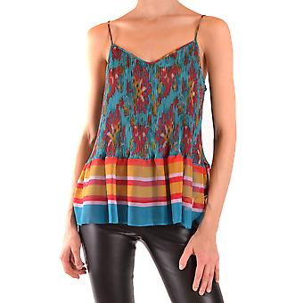 Twin-set Ezbc060225 Women's Multicolor Polyester Top