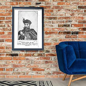 Pal Szinyei Merse - Bethlen Babor Poster Print Giclee