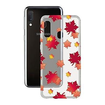 Samsung Galaxy A20s Contact Flex TPU Fall Mobile Phone Protection
