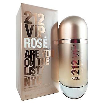 212 Vip steg för kvinnor av carolina herrera 2,7 oz eau de parfum spray