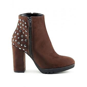 Made in Italia - Shoes - Ankle boots - DORA_TDM - Women - saddlebrown - 36