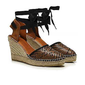 Macarena Denis1 Espadrille Wedge Sandals