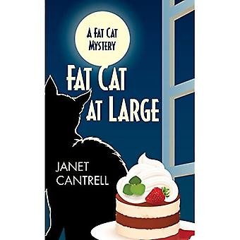 Fat Cat at Large (Fat Cat Mystery)