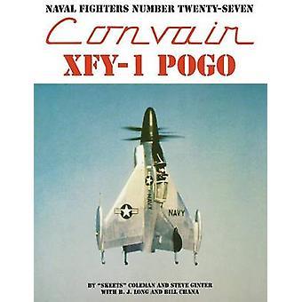 Convair Xfy1 Pogo by Ginter & Steve