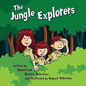 The Jungle Explorers by Valentino & Samuel