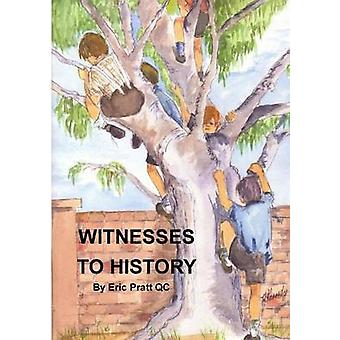 Witnesses to History by Pratt & Eric