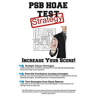 PSB HOAE Test Strategy Winning Multiple Choice Strategies for the Health Occupations Aptitude Test by Complete Test Preparation Inc.