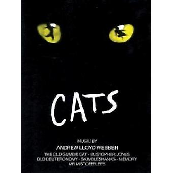 Cats Selection by Andrew Lloyd Webber - 9780571509034 Book