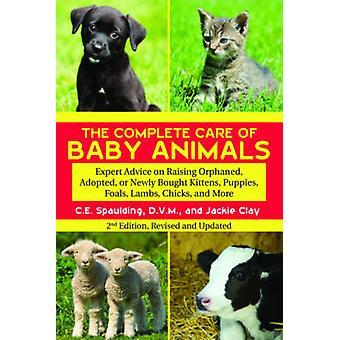 De complete zorg voor babydieren - deskundig advies over het verhogen van wees