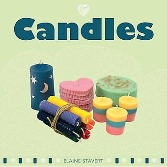 Candles by Elaine Stavert - 9781861086754 Book