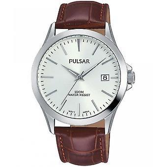 Pulsar klockor mäns klocka quartz PS9455X1