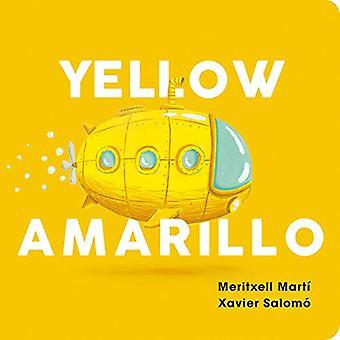 Yellow-Amarillo by Xavier Salomo - 9781423651499 Book