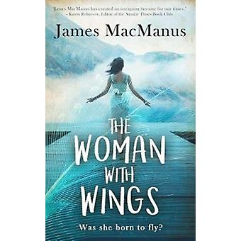 Woman with Wings by James MacManus