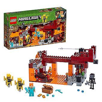 LEGO 21154 Minecraft: Die Blaze-Brücke