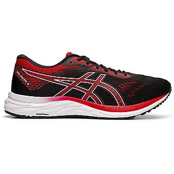 Asics Gel-Excite 6 Mens Running Exercise Fitness Trainer Shoe Black/Red