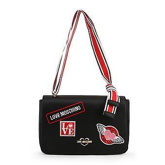 Woman leather shoulder handbags lm26103