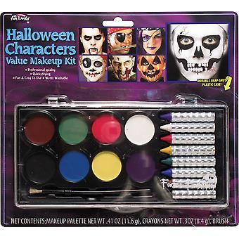 Ansikt maleri Makeup Kit