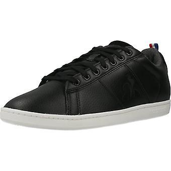 Le Coq Sportif Sport / Courtclassic Hiver Color Black Shoes