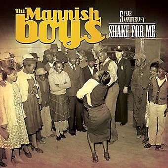 Mannish Boys - Shake for Me [CD] USA import
