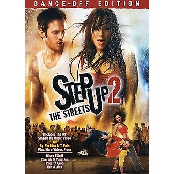 Step Up 2: The Streets [DVD] USA import