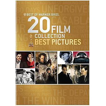 Bedste af Warner Bros 20 Film Coll: bedste billeder [DVD] USA import