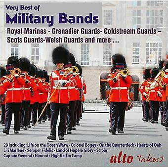 Royal Marines & Grenadier Guards - Very Best of Military Bands [CD] USA import