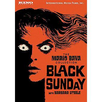 Sort søndag [DVD] USA importerer