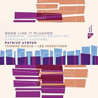 Some Like It Plucked [CD] USA import