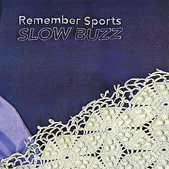 Remember Sports - Slow Buzz [CD] USA import