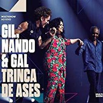 Trinca De Ases [CD] IMPORTAÇÃO DOS EUA