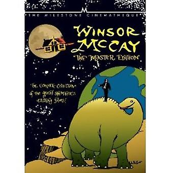 Winsor McKay: The Master Edition [DVD] USA import
